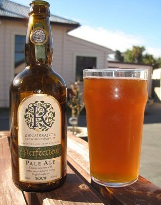 renaissance pale ale new zealand
