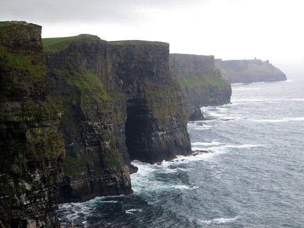 Cliffs of Moher Atlantic Ocean