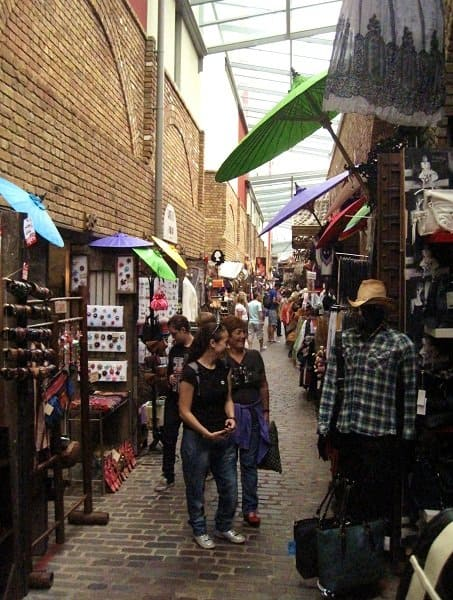 Stables Market camden london