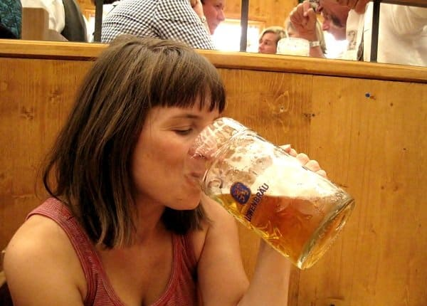 oktoberfest maas Germany