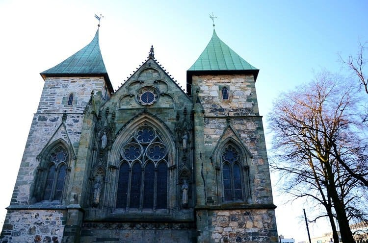 Norway's oldest cathedral