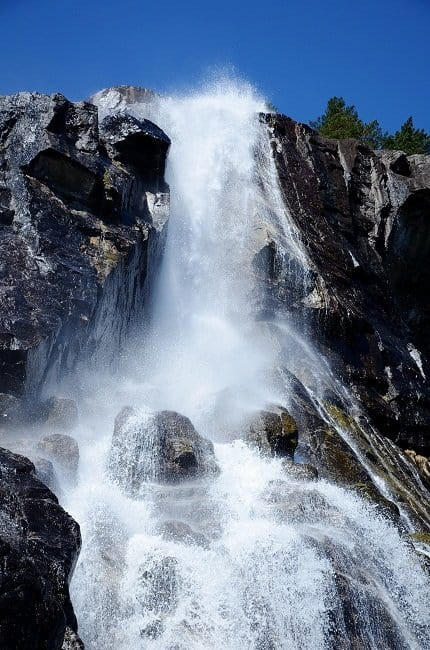 Hengjane Waterfall Norway