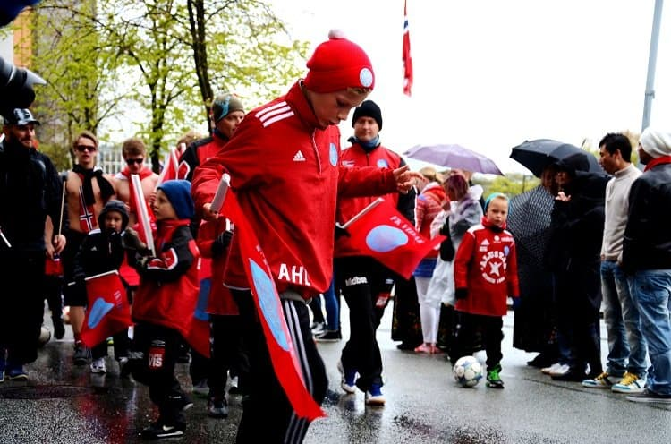 people's parade 17 may stavanger