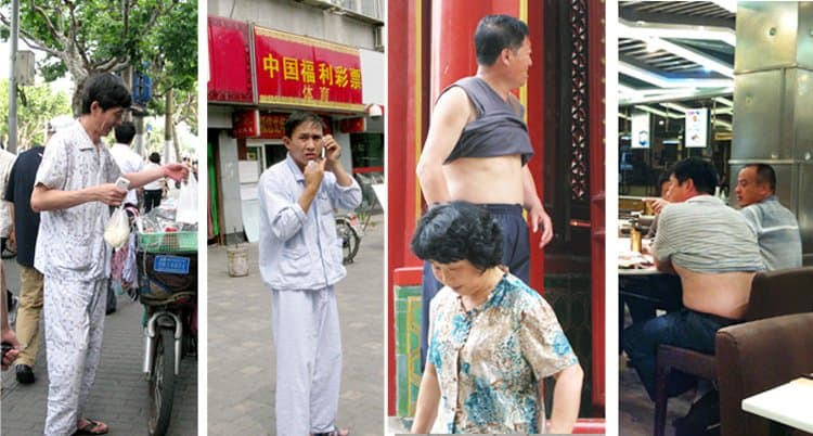 chinese menswear