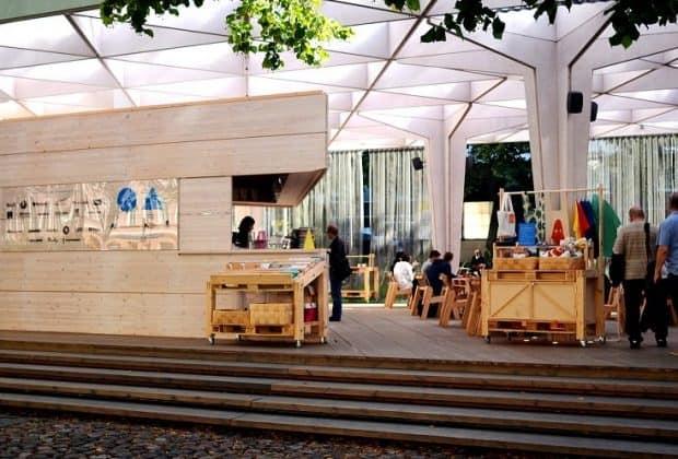 WDC Helsinki 2012 Pavillion