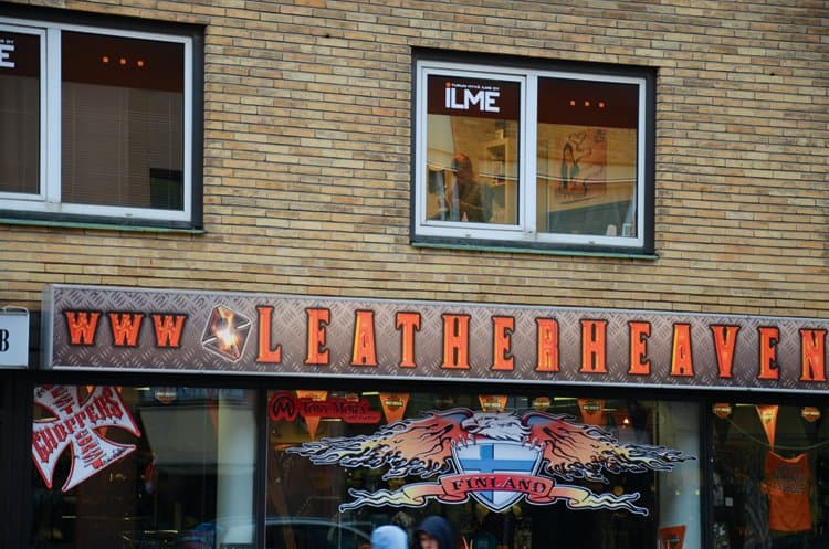 leather heaven turku