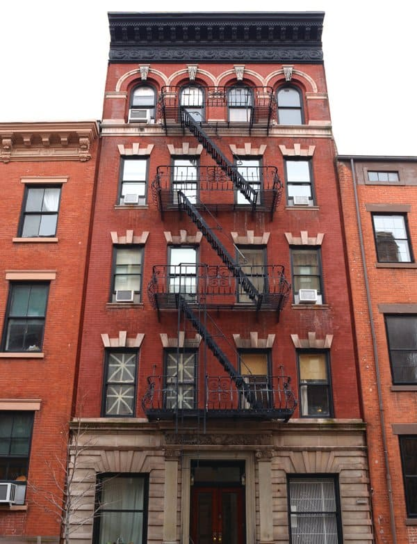 west village ny building