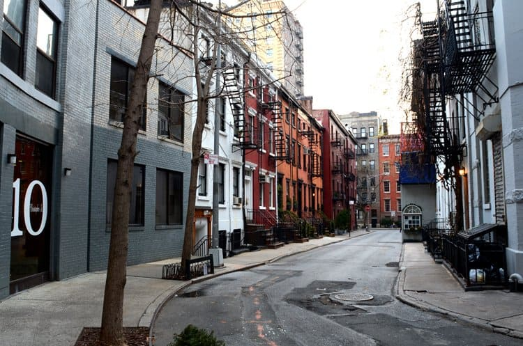 West St Street New York Apartments
