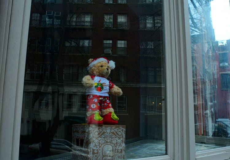18 west 11th st paddington bear