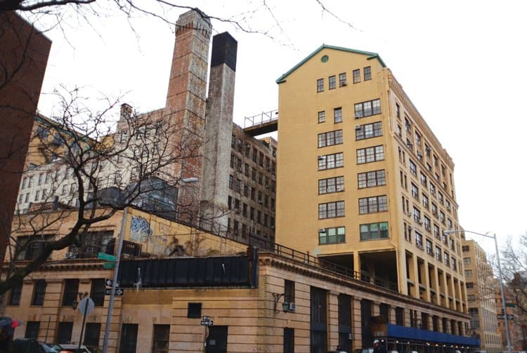 westbeth residence west village new york