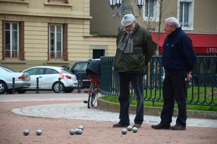 french boules in lyon