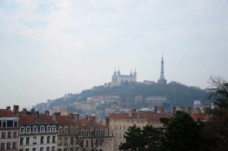 fourviere hill lyon