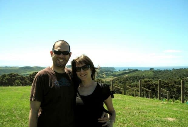 In Waiheke Island, New Zealand :: December 2010