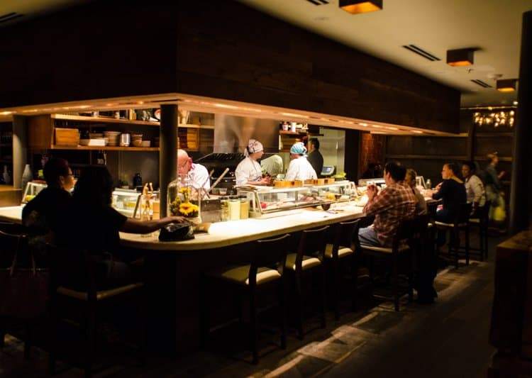 Uchi restaurant in houston texas for fabulous japanese for American cuisine houston