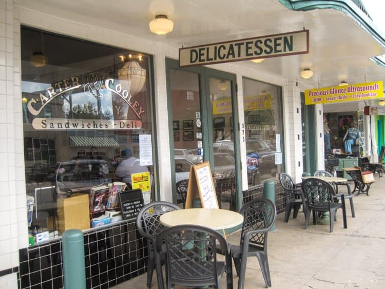 houston heights delicatessen