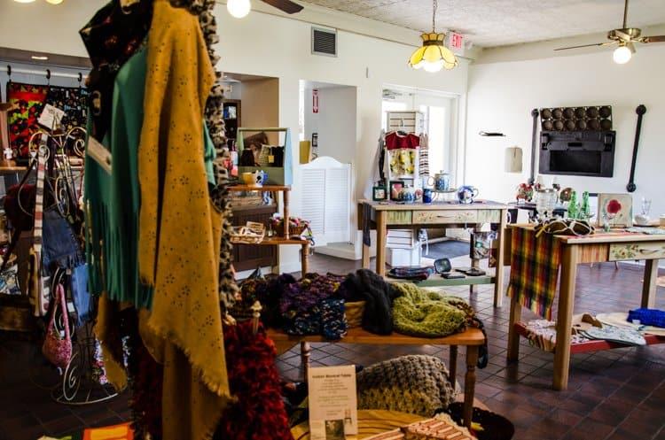 local artists shop austin