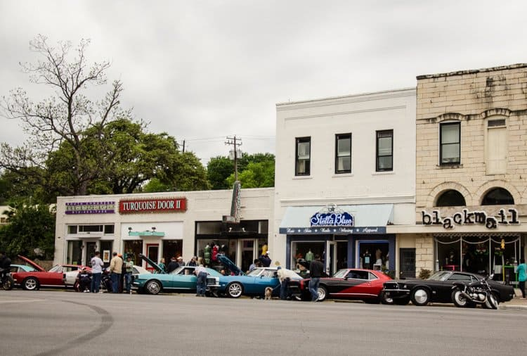 austin hot rods and custom cars