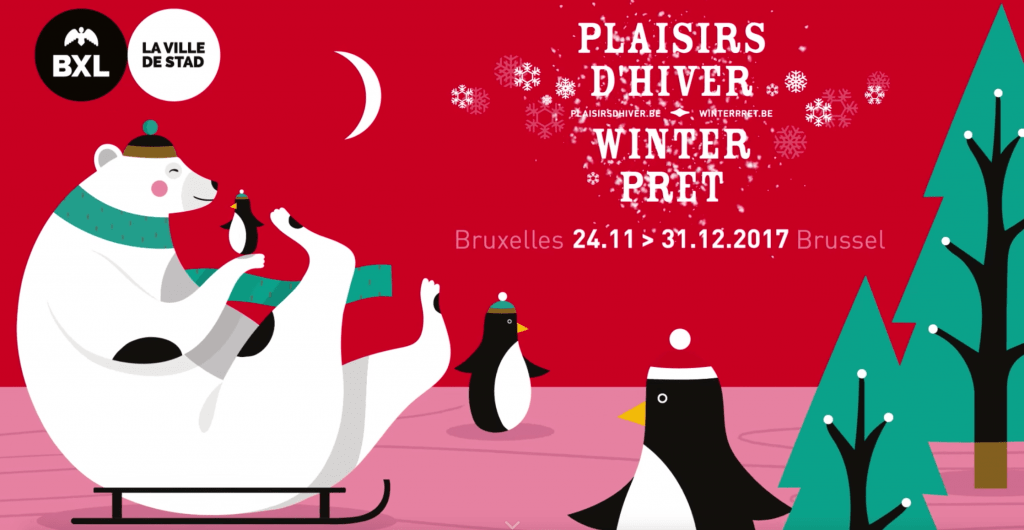 From 24 November to 31 December, the heart of Brussels will beat to the pace of the Winter Wonders !