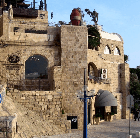 israel-old-town