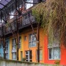 L'Espoir housing project in Molenbeek