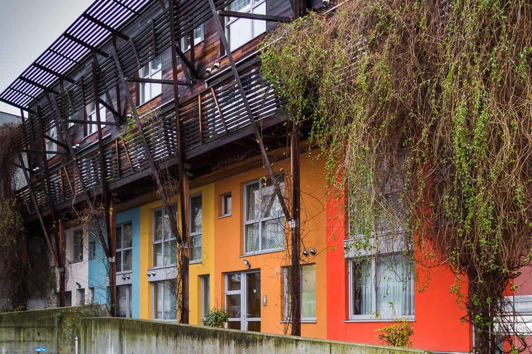 L'Espoir housing project in Molenbeek