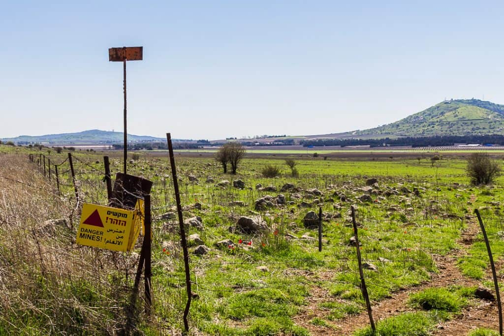Israel off the beaten track: Golan Heights