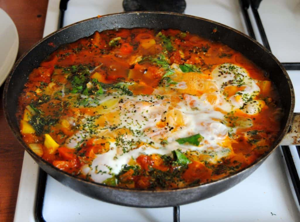 Shakshuka (Photo credit: myjerusalemkitchen.com)