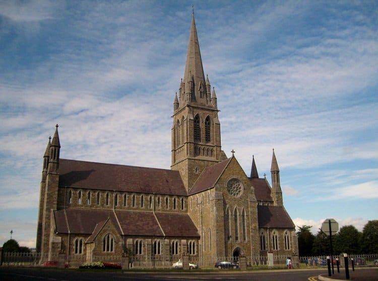 Saint Mary's Cathedral Killarney Ireland