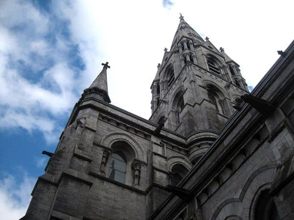 St Finn Barre Cathedral in Cork