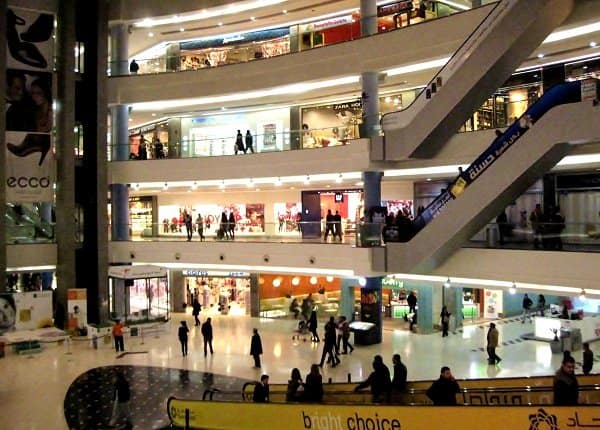 amman shopping mall