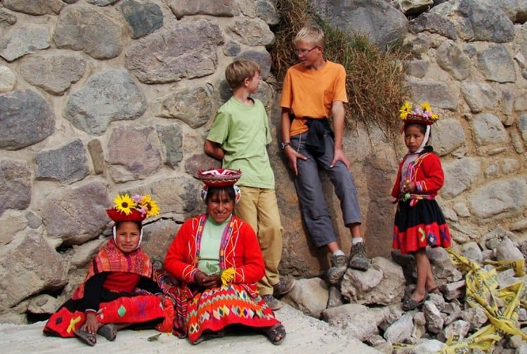 travel for kids cuzco