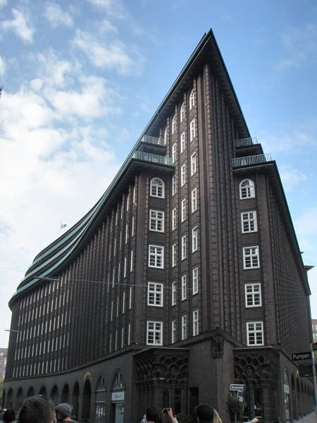 Hamburg Chilehaus