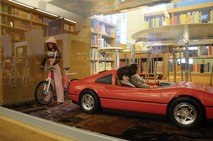 turku library barbies