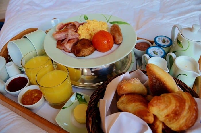 breakfast capital hotel knightsbridge