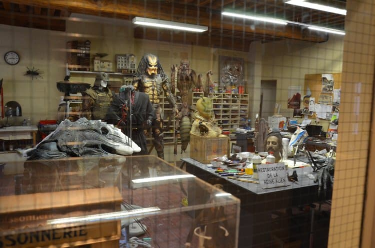 workroom miniature museum