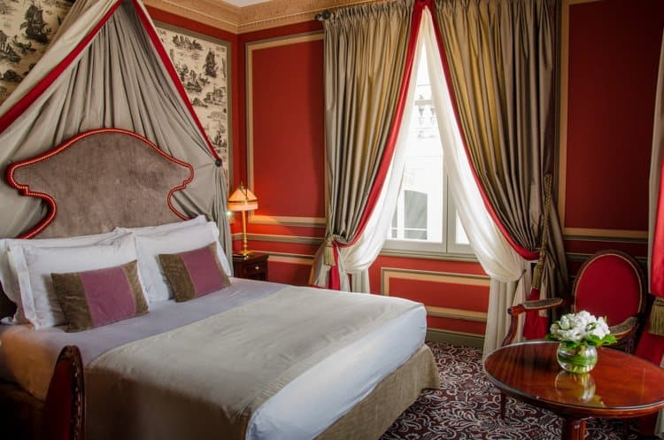 prestige suite grand hotel bordeaux