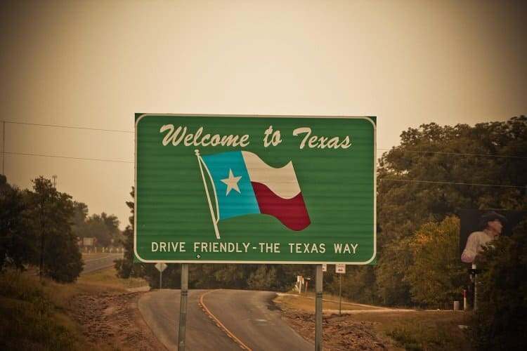 drive friendly texas