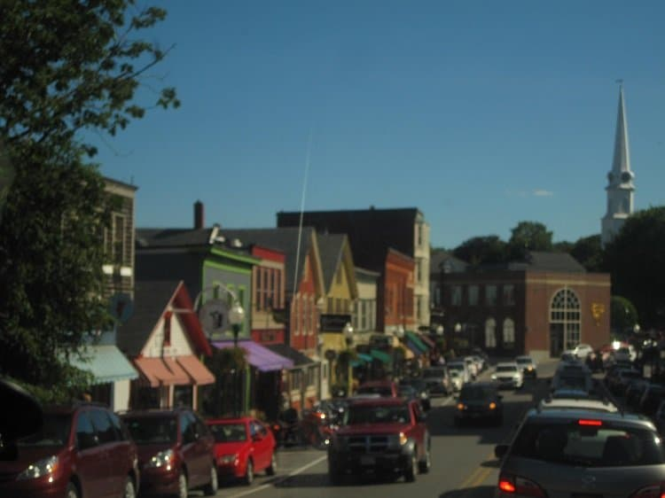 maine town