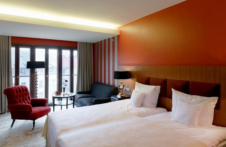 executive room hotel telegraaf
