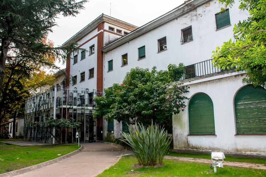 Escuela de Mecanica de la Armada (ESMA) - Casino
