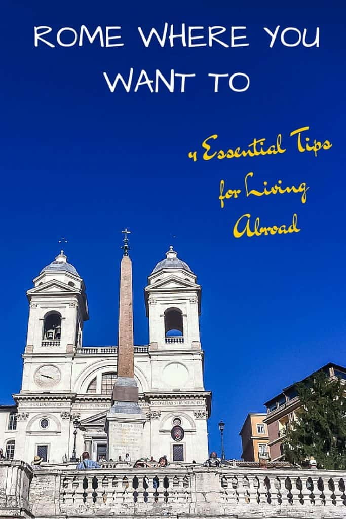 Rome Where You Want To