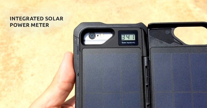 the latest fa281 11160 REVIEW: Solar powered iPhone Sunny case | InspiringTravellers.com
