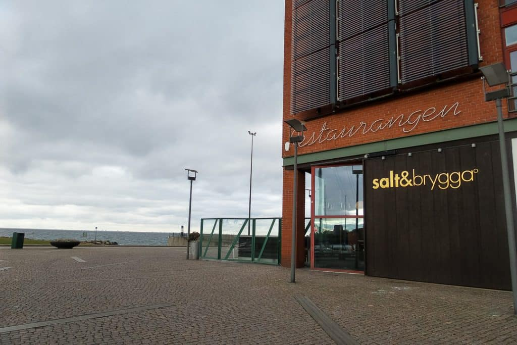 Sallt Brygge restaurant