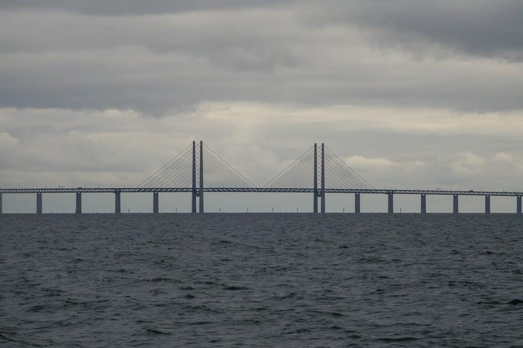 Malmö The Bridge Oresund