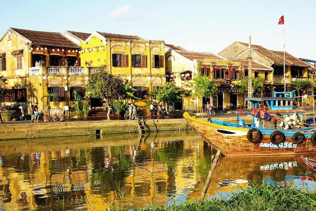 The Ancient Town of Hoi An, Vietnam