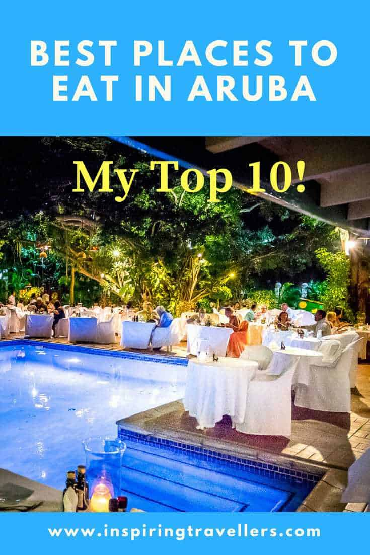 Aruba restaurants come in all shapes and sizes. I was lucky enough to have a local take me to several Aruba restaurants, so follow this link to get an idea of the best places to eat in Aruba!